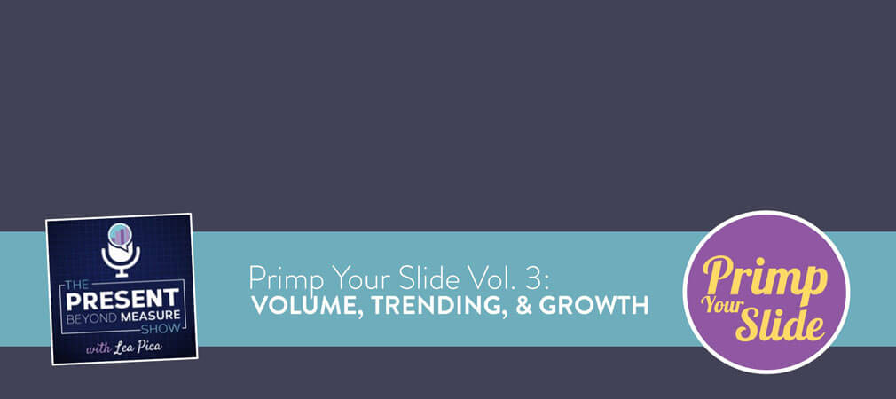 Charting Volume, Trend, Growth in One Visualization [Video]