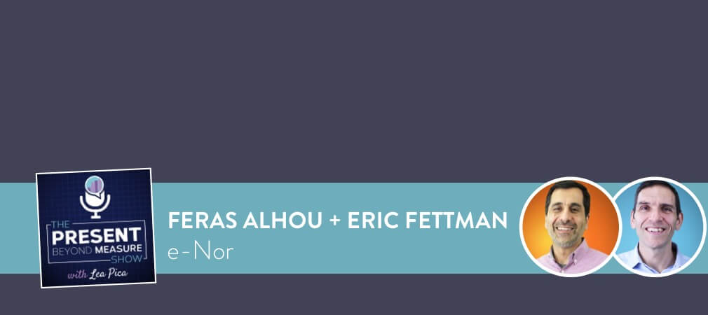 Lea Pica - Podcast Episode 022 - e-Nor - Featured