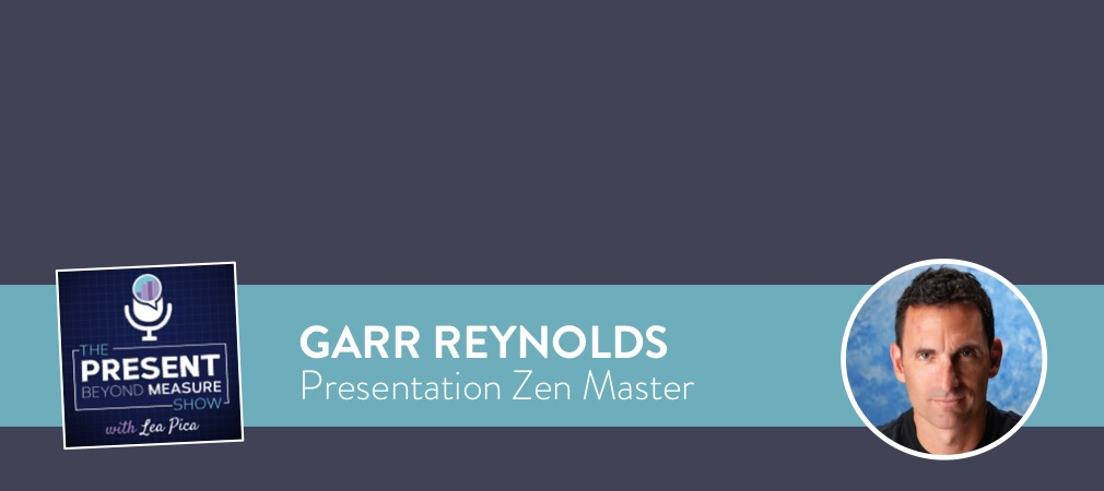Garr Reynolds Brings Presentation Zen to your Boardroom [INTERVIEW]