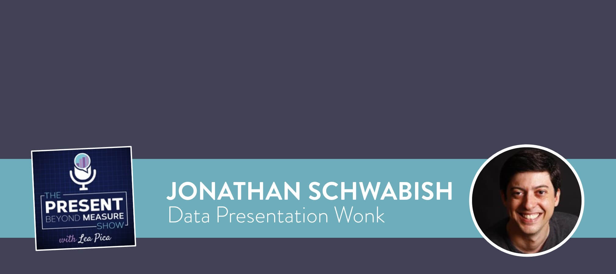 "Jon Schwabish Wants To Help YOU…Deliver ""Better Presentations"""