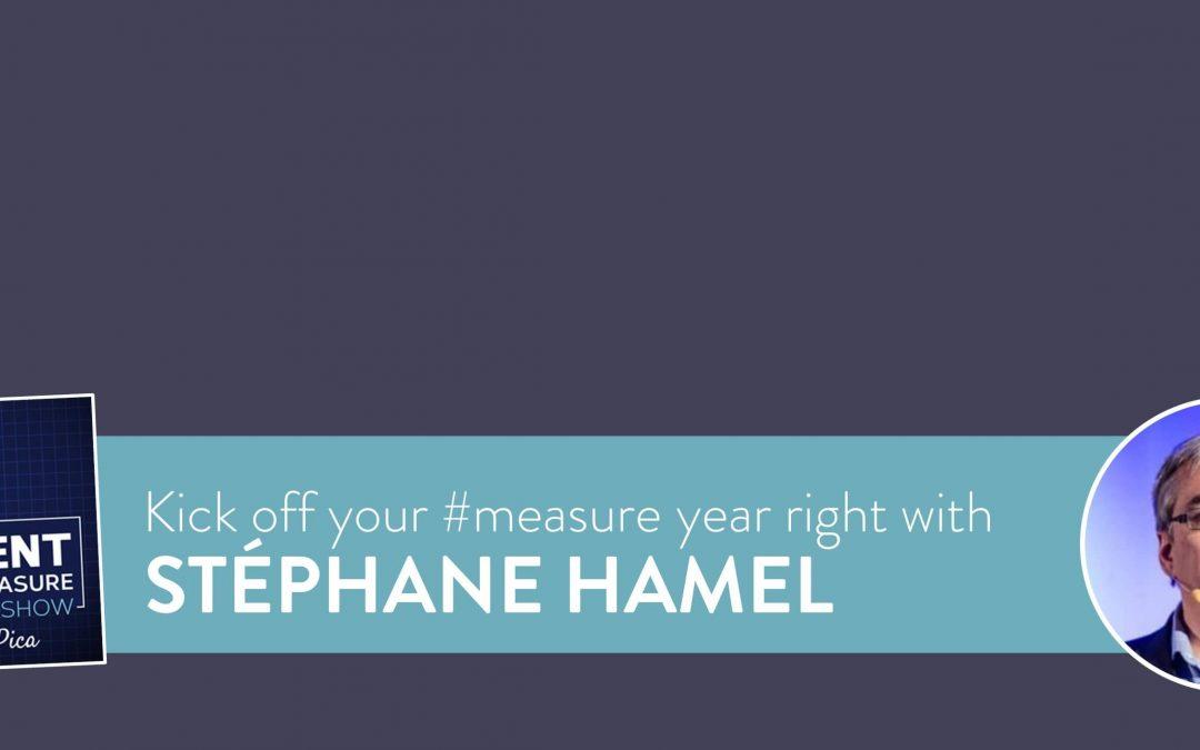 Stéphane Hamel on Maximizing Your Analytics Visualization Toolbox