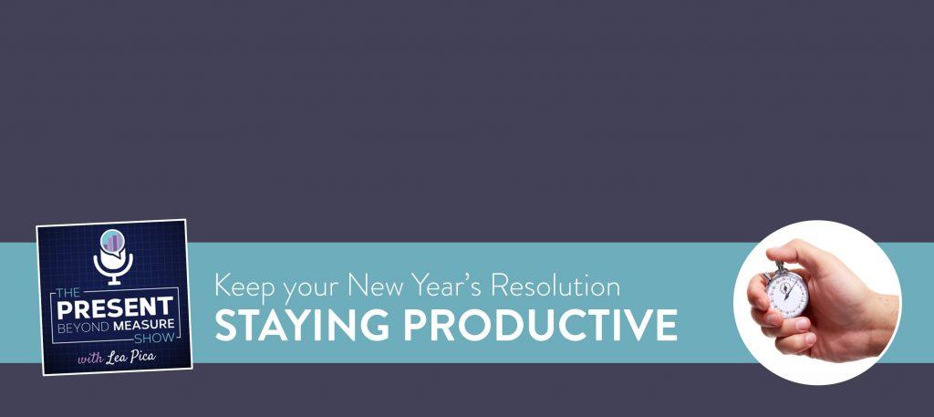 Lea Pica - PBM 014 - Presentation - Productivity - Tips - Featured