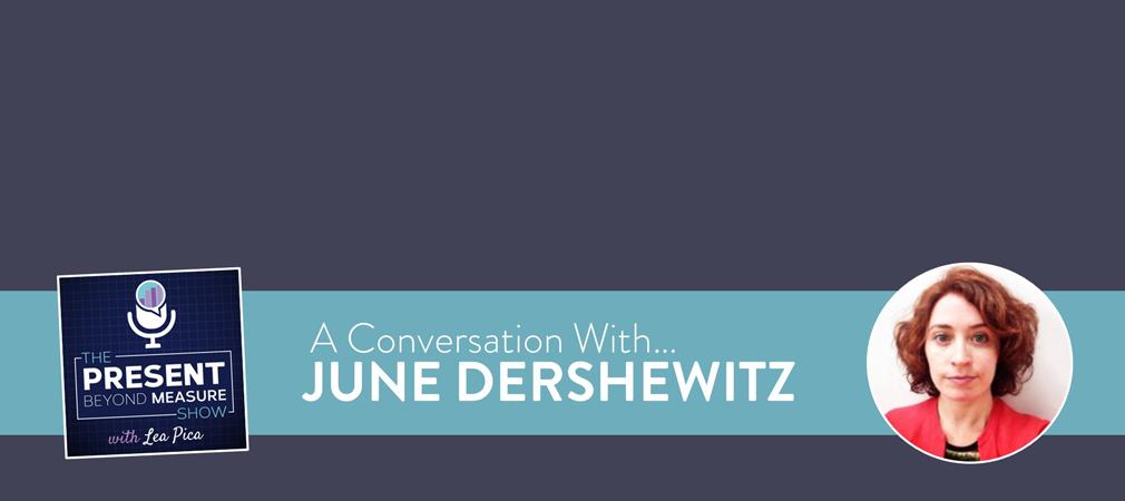 June Dershewitz on Analytics Analogies for Complex Concepts
