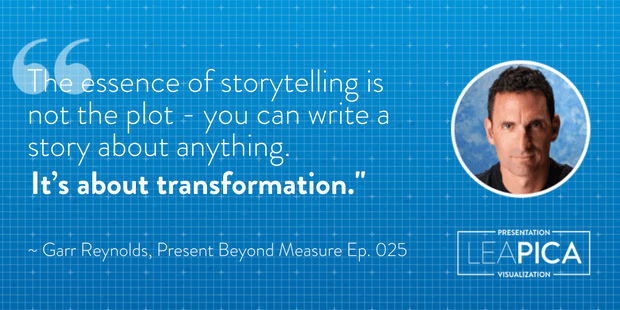 Lea Pica - Podcast Episode 025 - Reynolds Quote