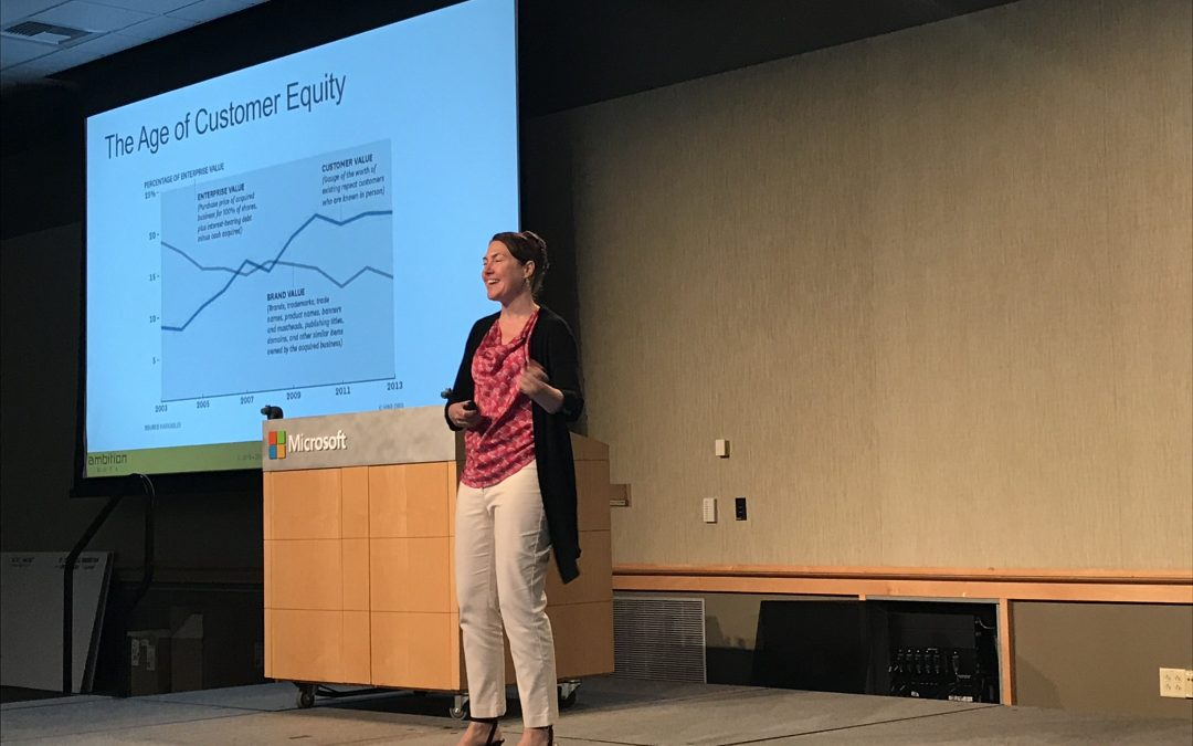 Deeply Connecting with your Data Presentation Audience with Allison Hartsoe