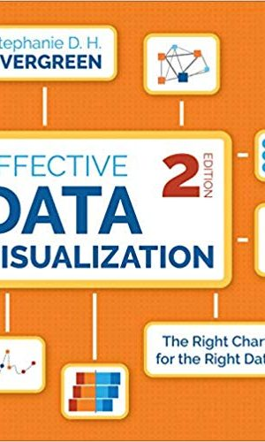 Effective Data Visualization: The Right Chart for the Right Data - Stephanie Evergreen